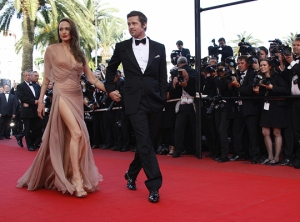 Jolie at Cannes